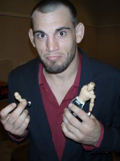 Jon Fitch Ain't No Witch Doctor!