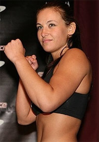 Miesha Tate has a documentary and it's filled with hotness