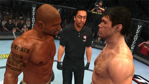 UFC coming to your crackbox360