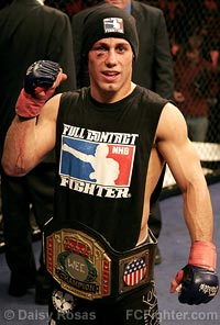 Urijah Faber vs. Shinobi…MMA Rules