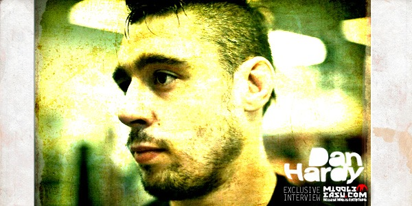 Exclusive interview with Dan Hardy