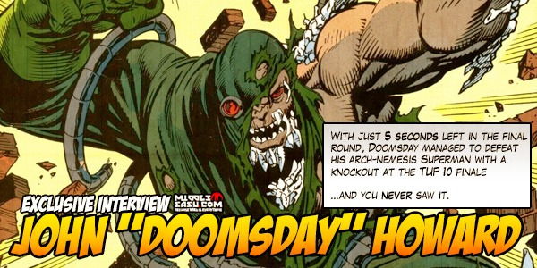 Exclusive interview with Doomsday Howard