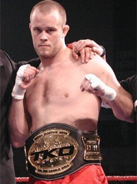 Jeremy Horn has the most recorded fights in MMA history