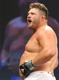 Big Country is now a Gracie black-belt