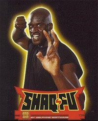 Shaquille O'Neal is an unlockable character in UFC Undisputed 2010