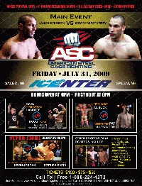 Watch LIVE MMA tonight for FREE! 8pm eastern!