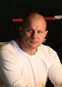 Fedor/UFC deal actually happened five years ago