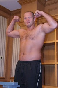 Strikeforce has offered Fedor $500,000 per fight (with perks)
