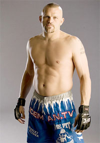 Chuck Liddell joins Dancing With The Stars