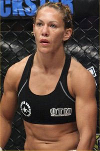 Cyborg gives Carano her FIRST lost