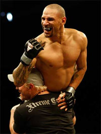 Jay Hieron talks about training for an entire year without a single fight