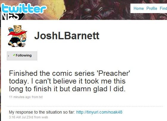 Josh Barnett reading comic books instead of fighting Fedor