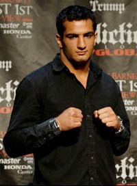 Gegard Mousasi was only paid $2,000