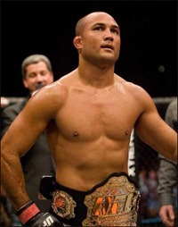 Classic BJ Penn came out tonight