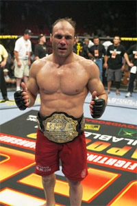 Cash4Gold now sponsors Randy Couture