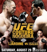 Our UFC 102 picks will probably lose you money…again
