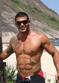 Ricardo Arona is still raw