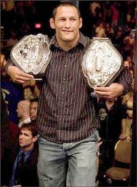 Dan Henderson vs. Anderson Silva almost went down at UFC 105