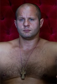 It's confirmed, Fedor really isn't a fan of the UFC