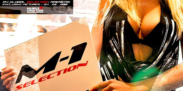 M-1 Selection Americas – Exclusive Fight Pictures
