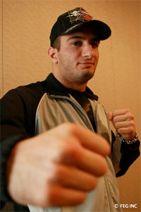 Gegard Mousasi is OUT of the Super Hulk Tournament