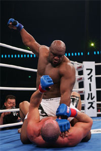 Impact FC pulled Bob Sapp off their Sydney card because his plane ticket was too expensive