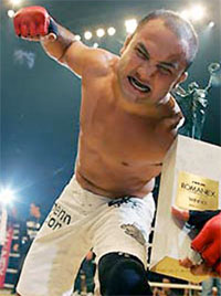 When the fight went to decision, BJ Penn never thought he would lose