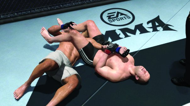 EA Sports release the FIRST high quality image of their MMA game