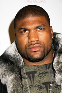 Rampage Jackson wants to fight Dana White in a boxing match