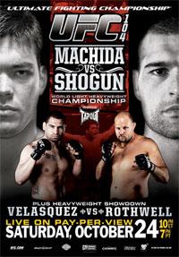 UFC 104 goes down TONIGHT!