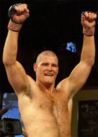 Michael Bisping just beat Dan Miller, now he wants to punt Anderson Silva's chin