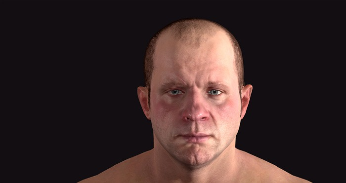 Your head may explode, look at the FIRST HD pictures of EA Sports MMA