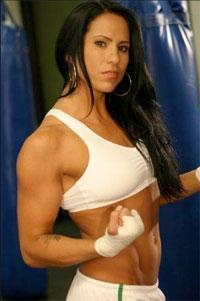 Erin Toughill guarantees she will beat Cris Cyborg