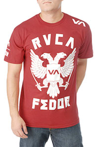 RVCA and Clinch Gear are now banned from UFC