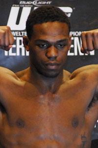 Jon Jones is too raw for MMA…dude was disqualified