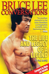 Tito Ortiz and Randy Couture are in Bruce Lee's new book