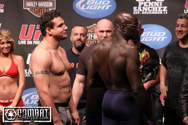 This is what happens when you piss off Cheick Kongo