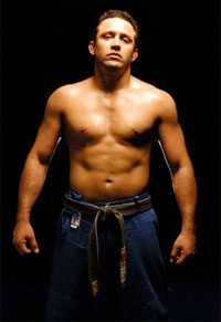 Renzo Gracie Signs with UFC and Matt Brown Wants to Show Him Some Respect