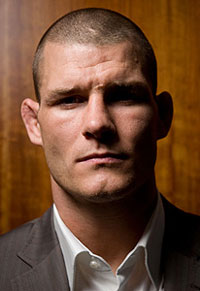 Bisping wants to knock you out