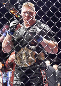 Really, who can beat Brock Lesnar?