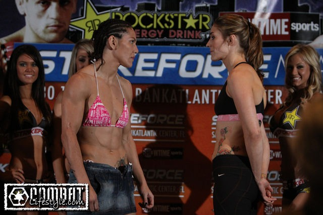 Cyborg vs. Coenen: The staredown of death, doom and a lot of other bad stuff