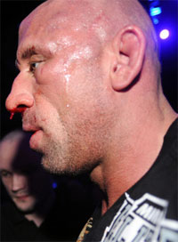 Mark Coleman cancelled Christmas for Randy Couture