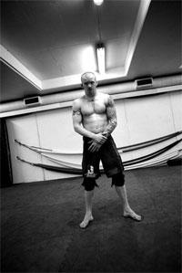 Hellboy Hansen vs. Bibiano Fernandes slated for the Dream FW belt