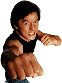 Jackie Chan doesn't like MMA