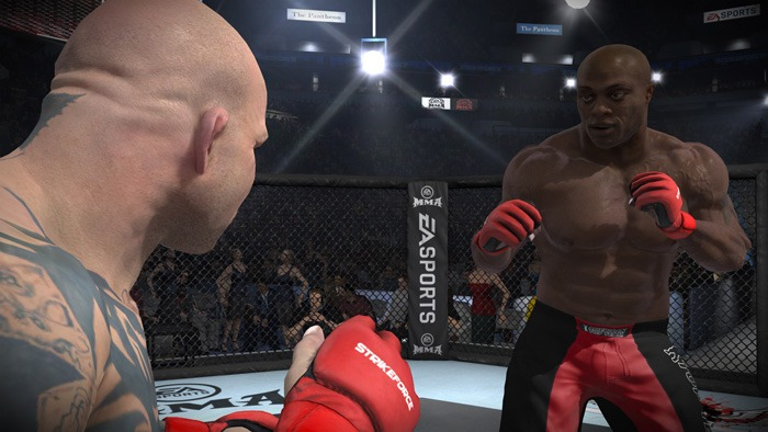 Check out Hi-Res pictures of Bobby Lashley in EA Sports MMA