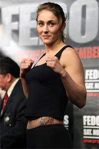 Marloes Coenen knows the power of horse meat