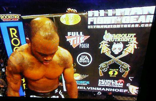 Melvin Manhoef is still our dude