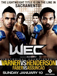 WEC 46 is going down TONIGHT…if you don't have DirecTV