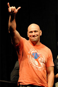 Dana White has no problem with Scott Coker. He just really, really hates Showtime