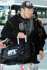 Satoshi Ishii has turned down a spot at Dynamite!! 2010 and wants to fight…Tito Ortiz!